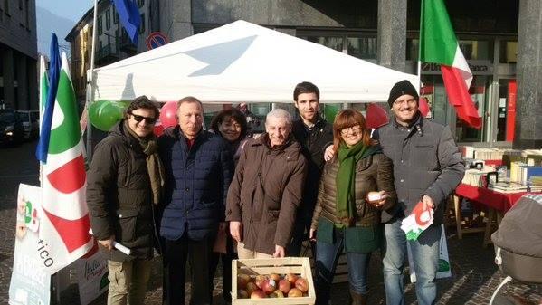 Italia, coraggio! In piazza il 5 e 6 dicembre
