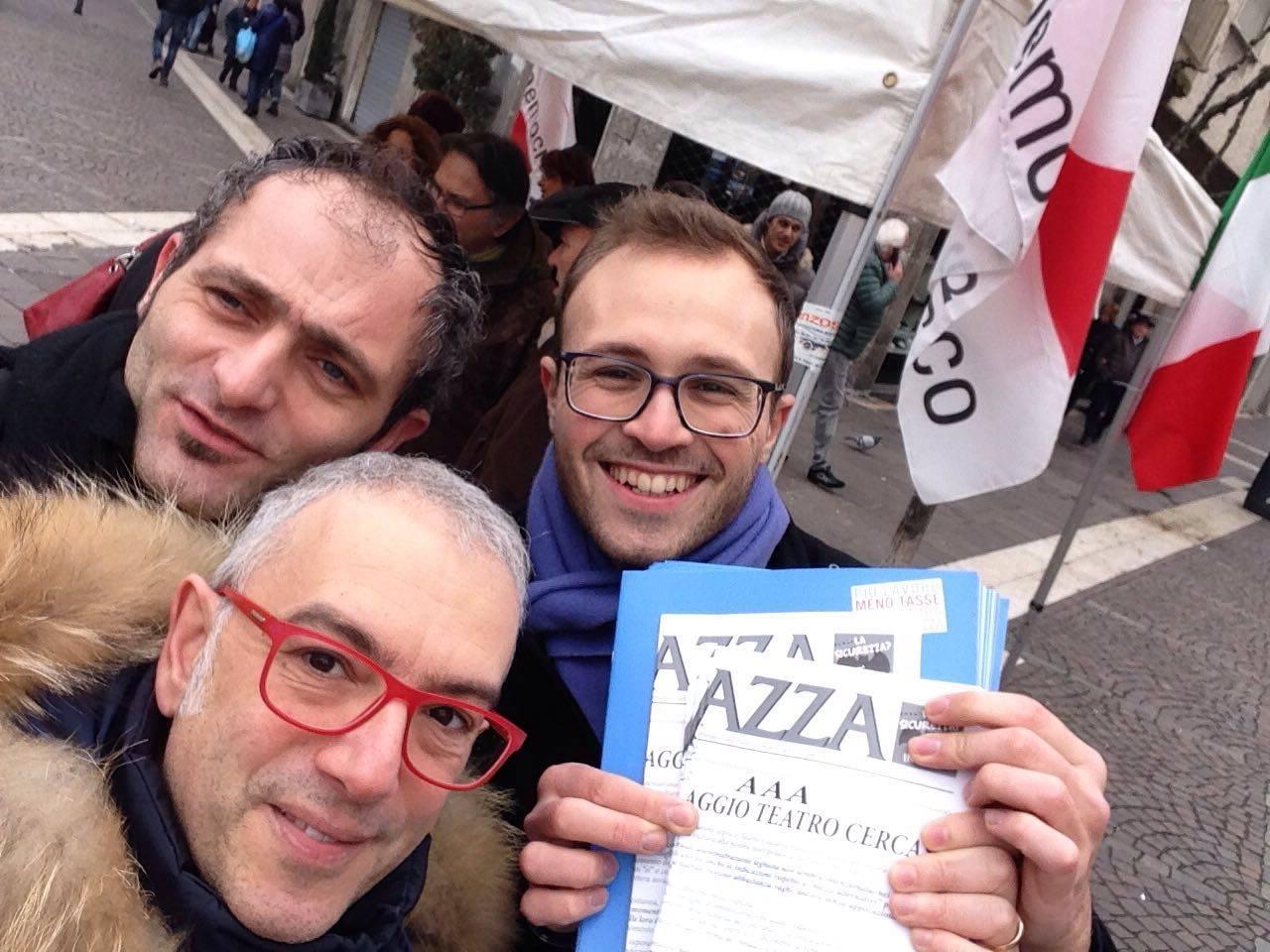 6 marzo nelle piazze di Lombardia: grazie! LE FOTO