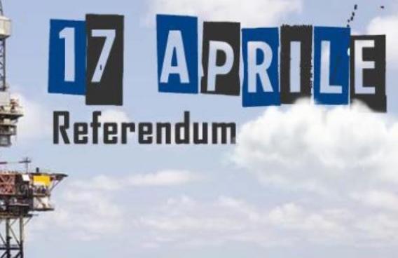 Referendum del 17 aprile: informazioni e riflessioni