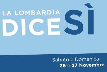 La Lombardia dice sì: in più di 500 piazze per il futuro