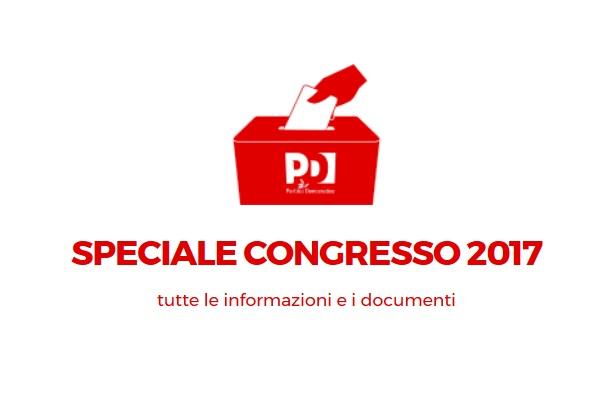 Congresso PD, tutte le date e le informazioni utili
