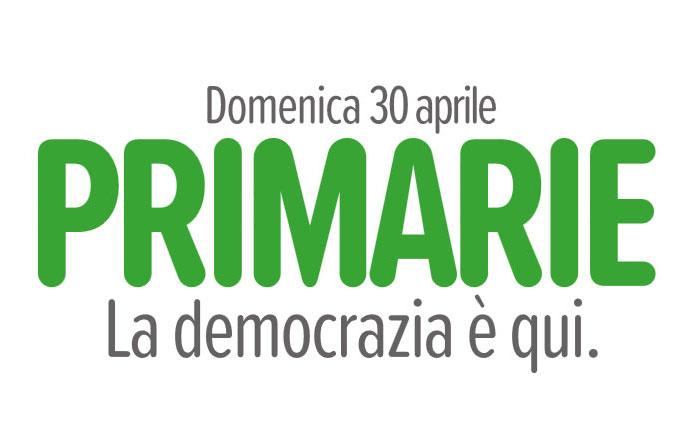 Primarie di domenica 30 aprile: tutte le informazioni