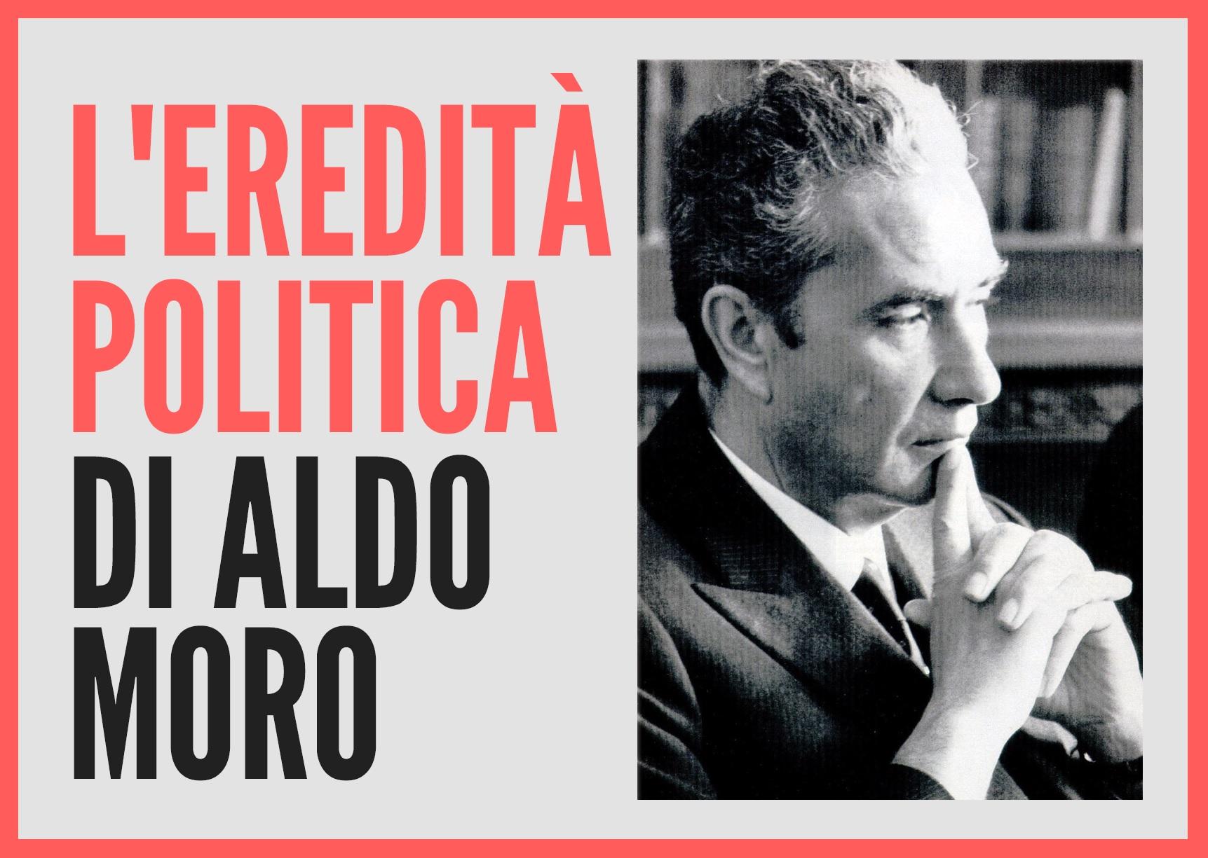 Convegno su Aldo Moro il 16 luglio