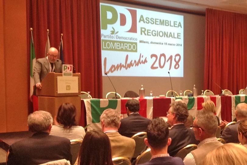 Sabato 1 dicembre si riunisce la nuova Assemblea regionale