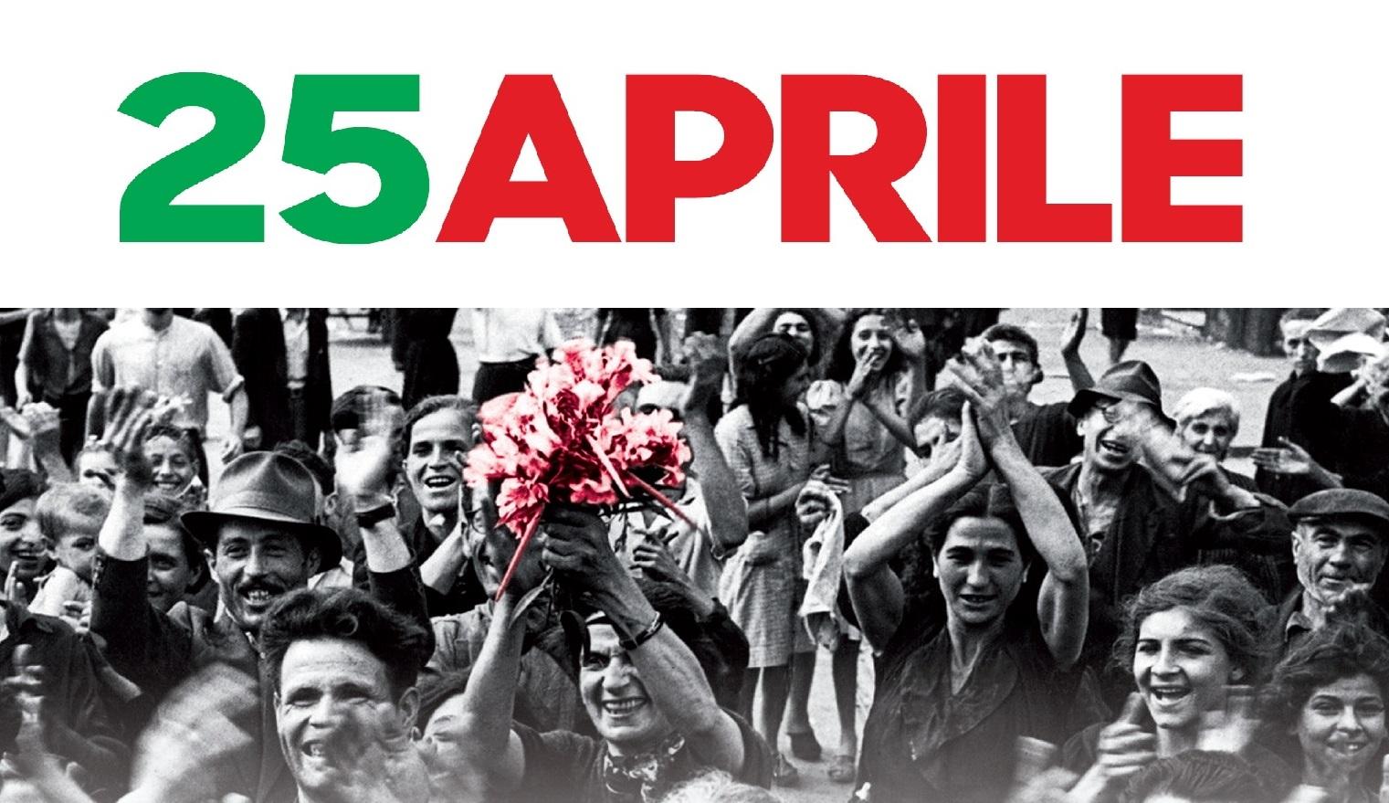 25 aprile: festa di libertà