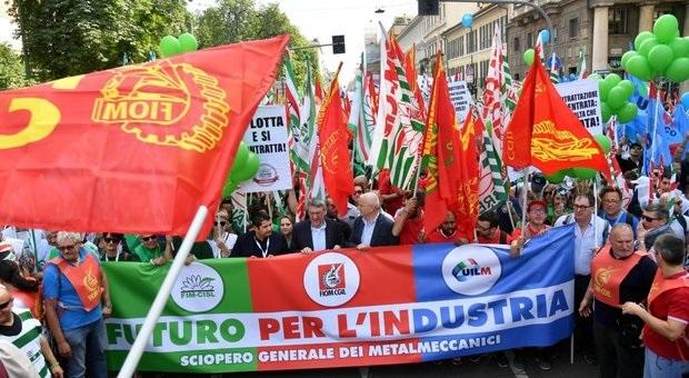 Metalmeccanici, il PD Lombardo è a fianco dei lavoratori