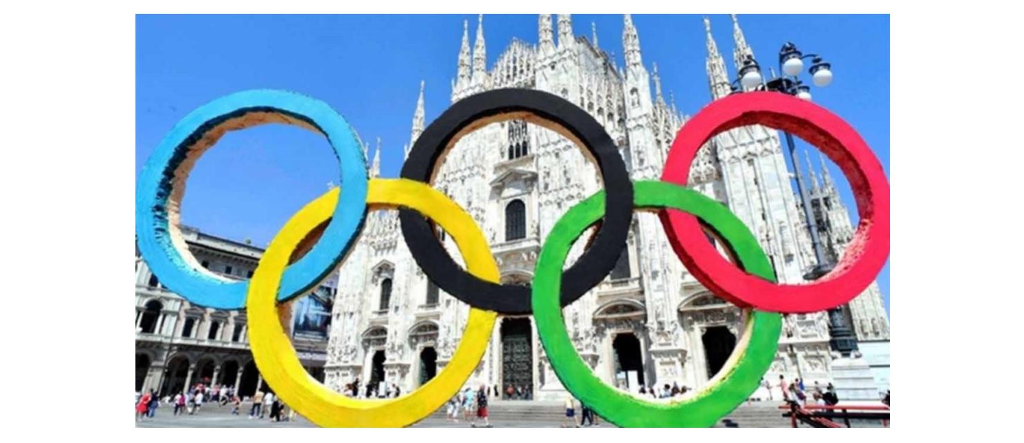 Olimpiadi Milano-Cortina: il commento di Peluffo