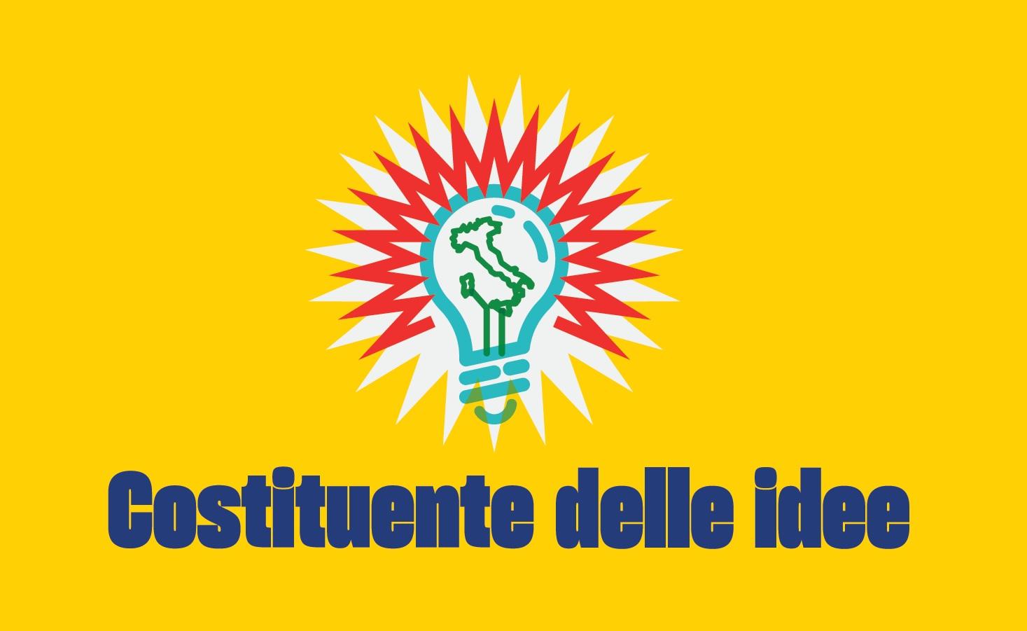 Valori, proposte, domande: al via la Costituente delle Idee