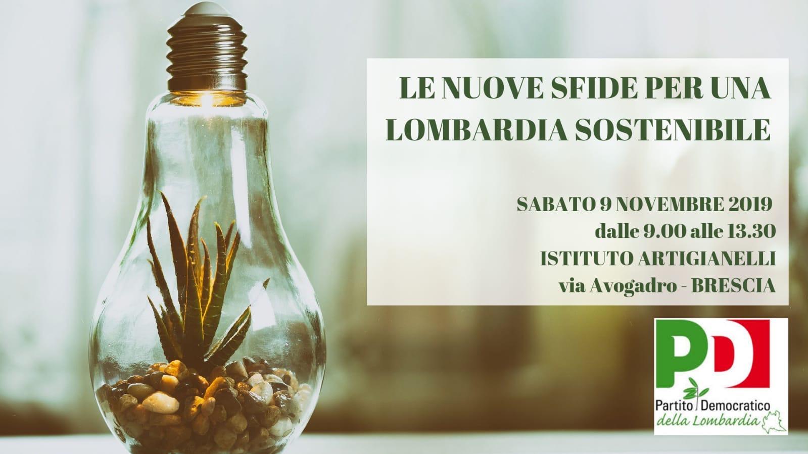 Programma Nuove sfide Lombardia sostenibile, Brescia 9/11