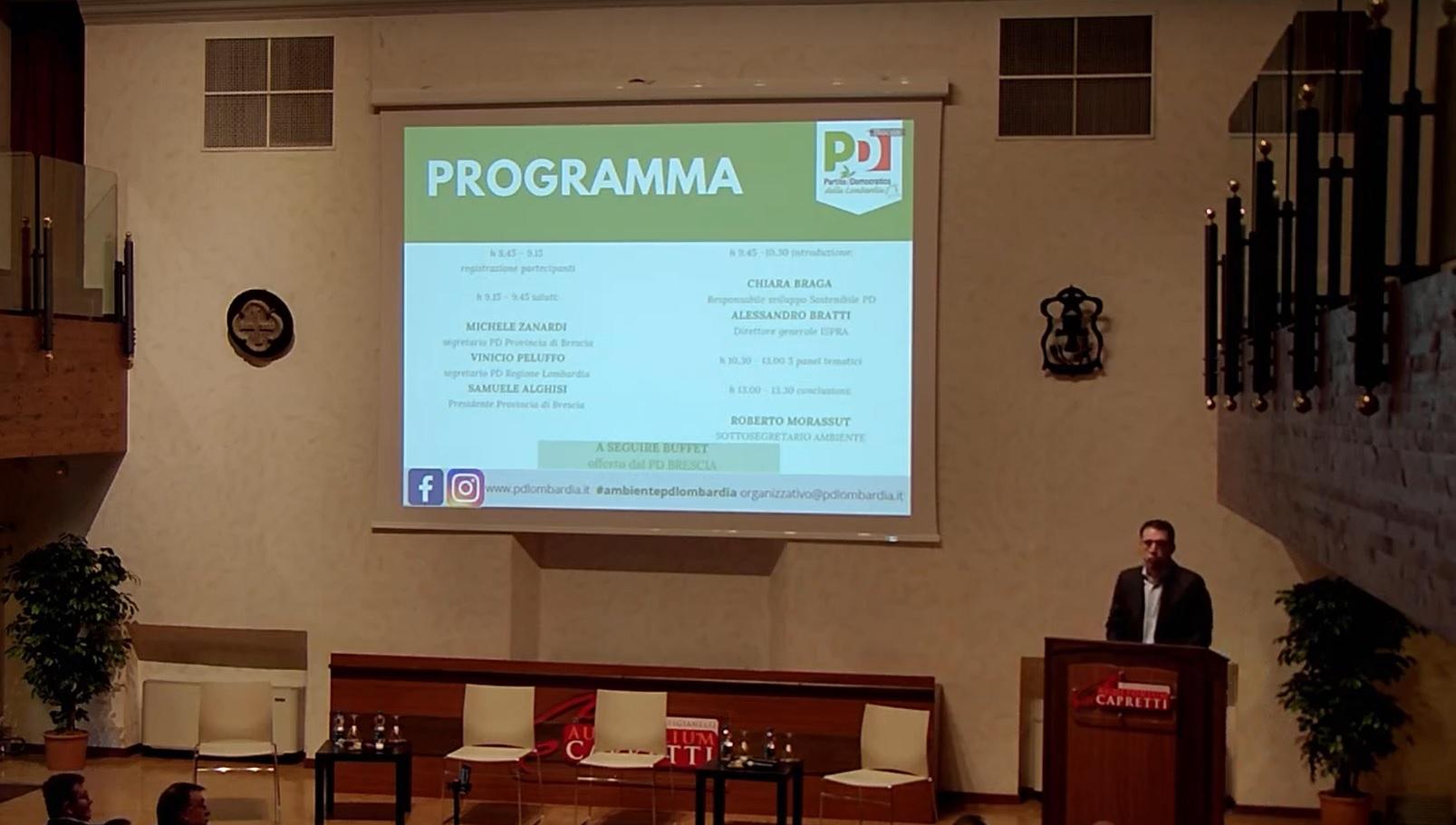I materiali di Brescia sullo Sviluppo Sostenibile