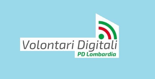Diventa Volontario Digitale del PD lombardo