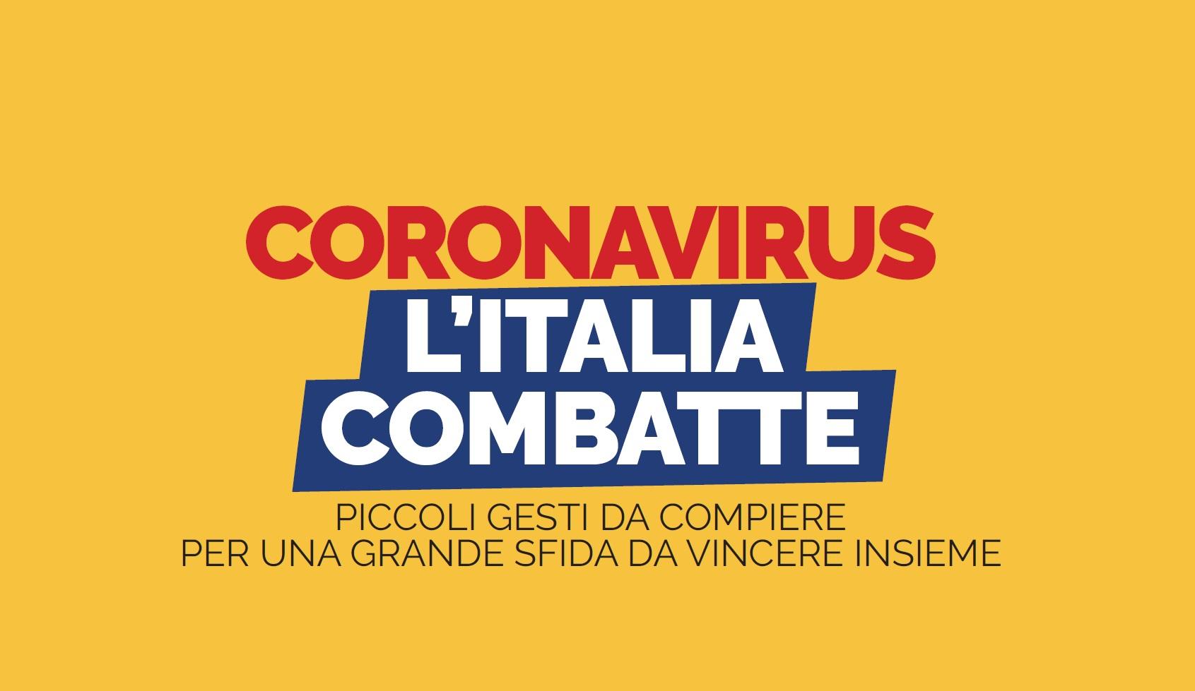 CoViD-19: notizia aggiornata (09/03)