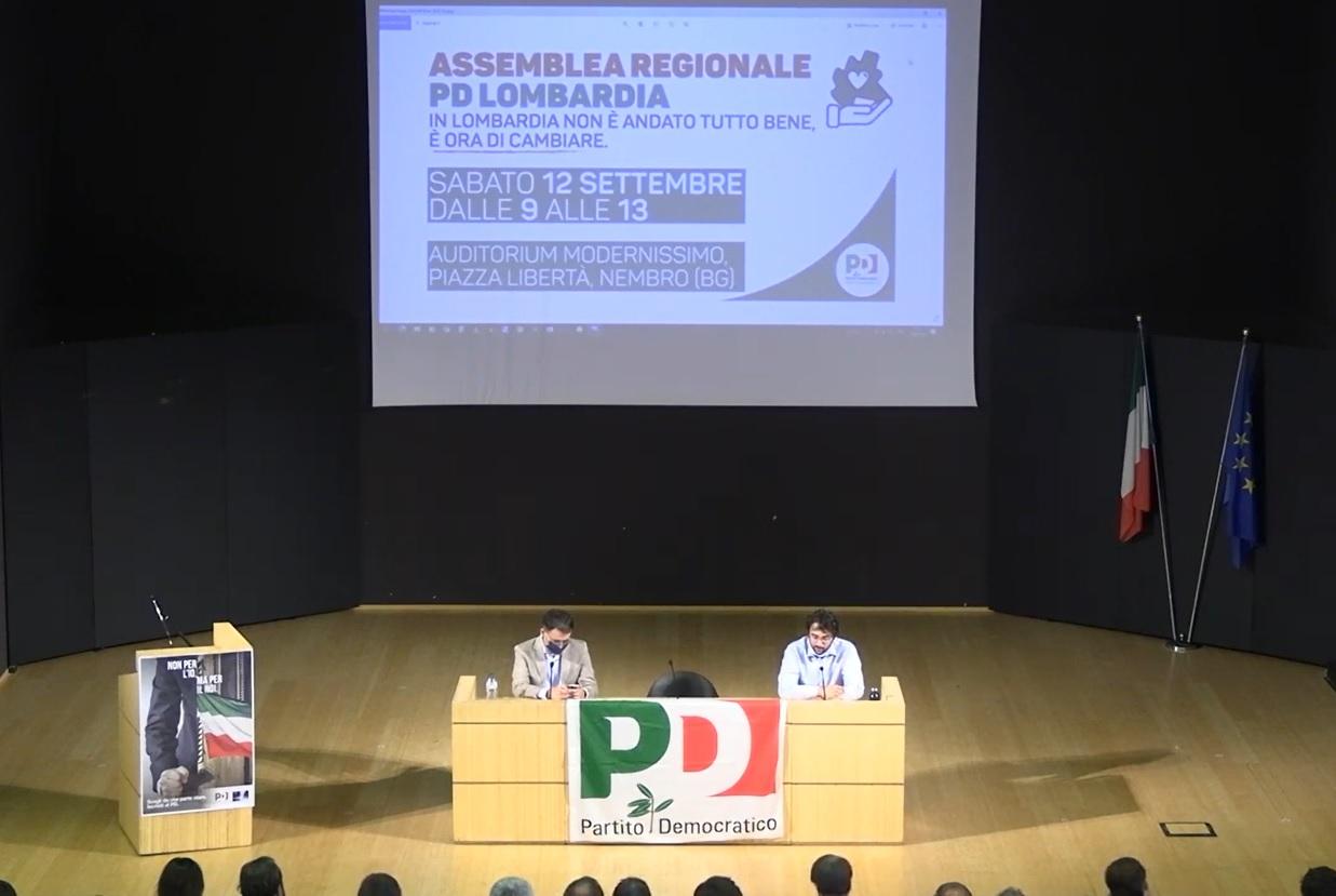 Assemblea regionale: contributi e documenti